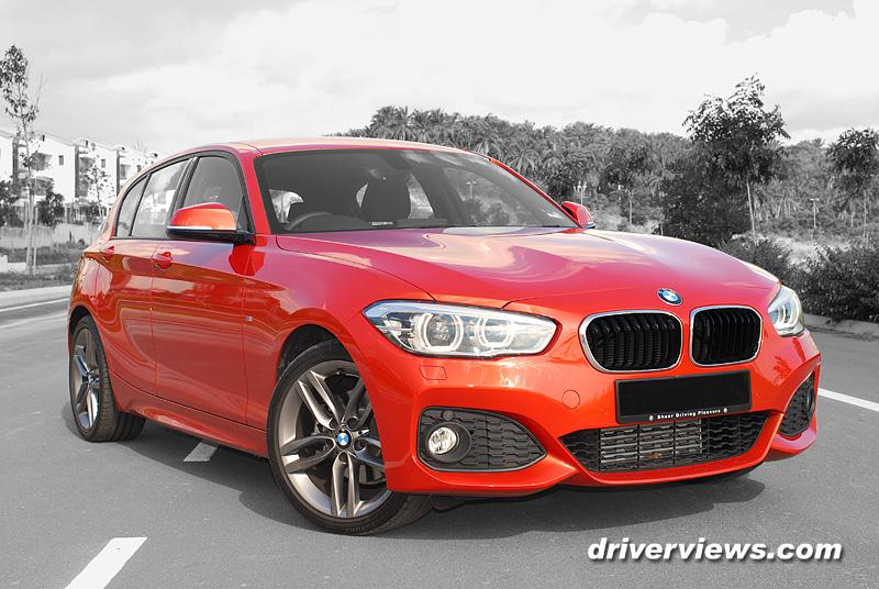 BMW 120i M SPORTS